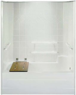 ADA Bathtubs Model - APTXST6032GTADA